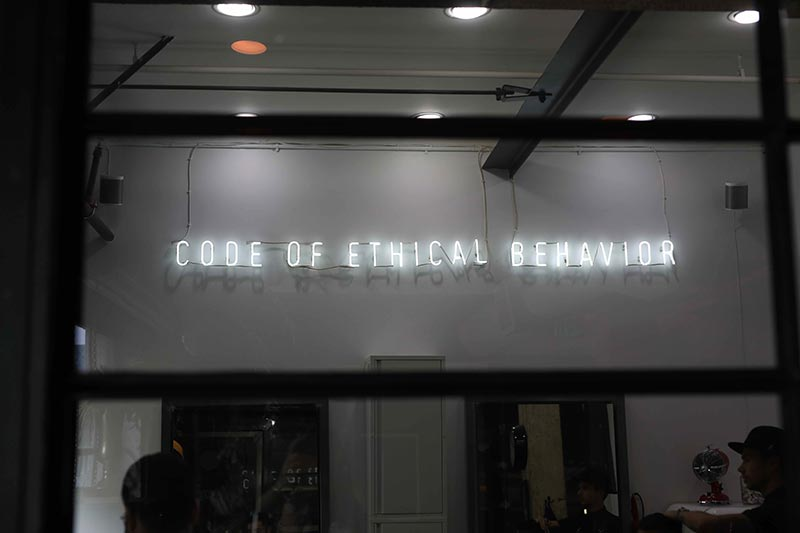 ethical company policies